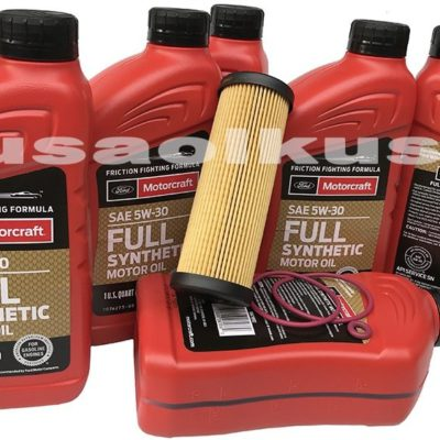 Motorcraft 5W30 Full Synthetic Ford F-150