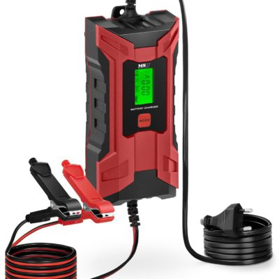 MSW 6/12V - 2/4A LCD S-CHARGER-4ALCD