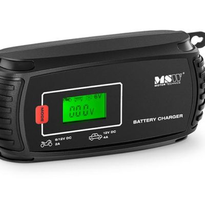 MSW 6/12V - 2/4A S-CHARGER-MI4A