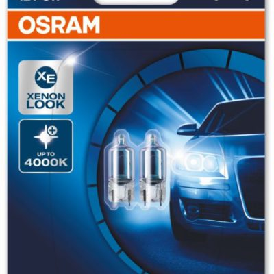 OSRAM W5W 12V 5W W2,1x9,5d COOL BLUE Intense