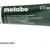 Metabo Smar pasta do SDS 631800000
